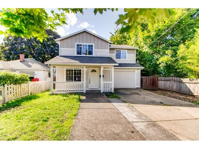 Single Family Home For Sale: 139 NE 136th Ave