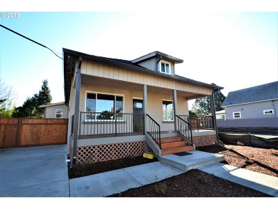Single Family Home For Sale: 6110 SE 88th Ave