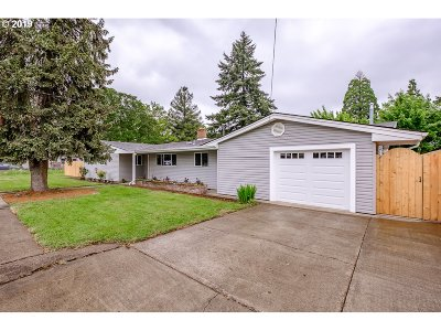 Albany Single Family Home For Sale: 1925 16th Ave