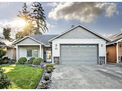 Cowlitz County Single Family Home For Sale: 85 Willow Pointe Loop