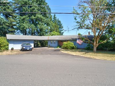 Dundee Single Family Home For Sale: 675 SW Alder St