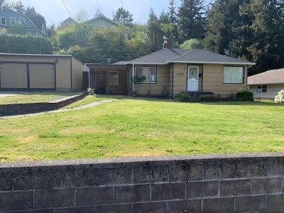 Coos Bay Single Family Home For Auction: 1183 N 8th