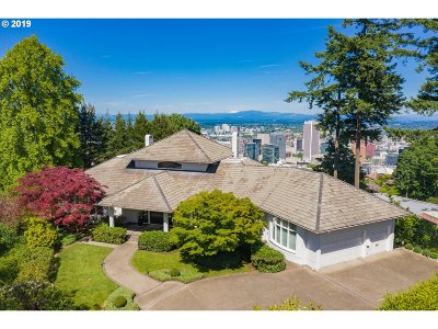 Portland Single Family Home For Sale: 2332 SW 16th Ave