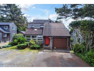 Cannon Beach Single Family Home For Sale: 139 E Adams