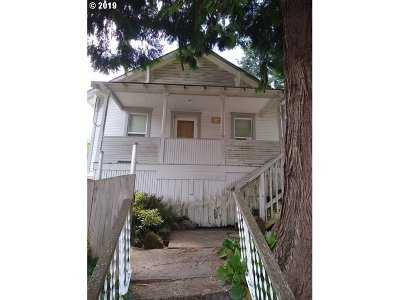 Oregon City Single Family Home For Sale: 516 Pearl St