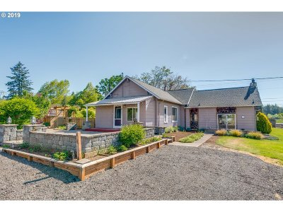 Camas Single Family Home For Sale: 1514 NE 267th Ave
