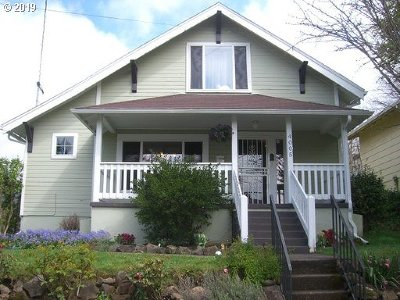 Portland Single Family Home For Sale: 4005 SE Rural St