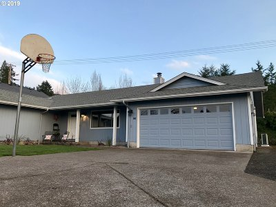 Single Family Home For Sale: 7443 A St