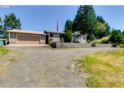 Eugene Single Family Home For Sale: 86096 Sells View Ln
