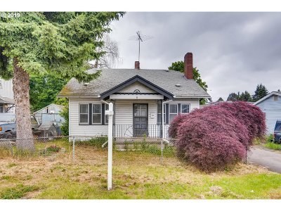 Portland Single Family Home For Sale: 1235 N Terry St