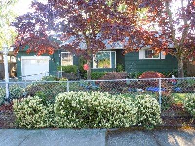 Eugene Single Family Home For Sale: 1955 Arthur St