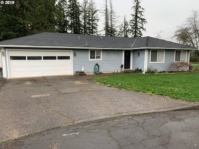 Oregon City Single Family Home For Sale: 17909 S Fir Cone Ct