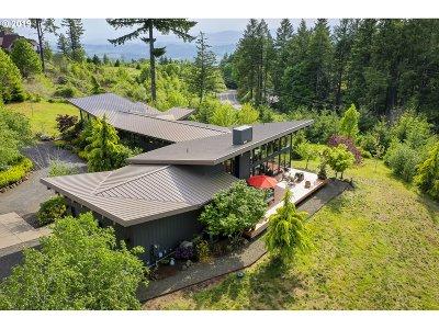 Hillsboro Single Family Home For Sale: 25390 SW Albertson Rd