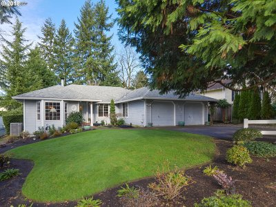 Portland Single Family Home For Sale: 7795 SW Obrien St