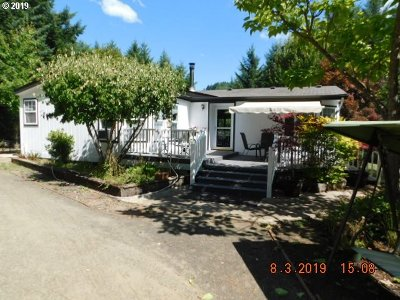Single Family Home For Sale: 18255 Hwy 126