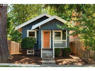 Portland Single Family Home For Sale: 2536 N Willis Blvd