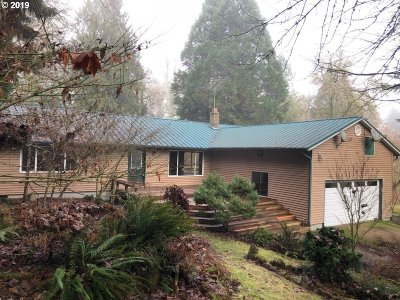 Cowlitz County Single Family Home For Sale: 110 Casey Rd
