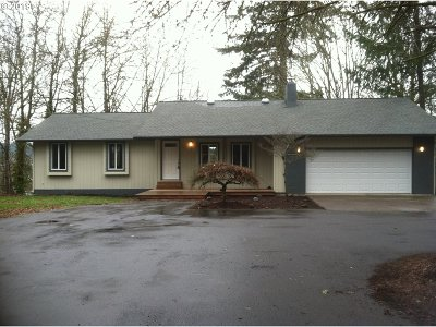 Sweet Home Single Family Home Pending: 980 Mountain View Rd