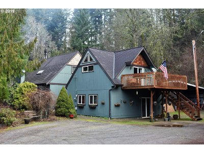 Oregon City, Beavercreek, Molalla, Mulino Single Family Home For Sale: 28184 S Lost Canyon Rd
