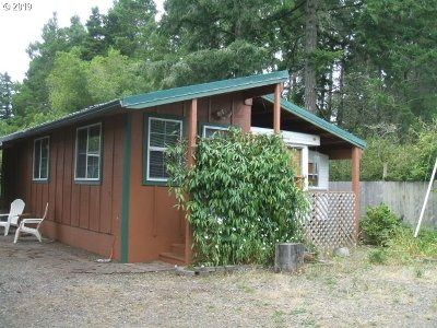 Florence OR Single Family Home For Sale: $135,000