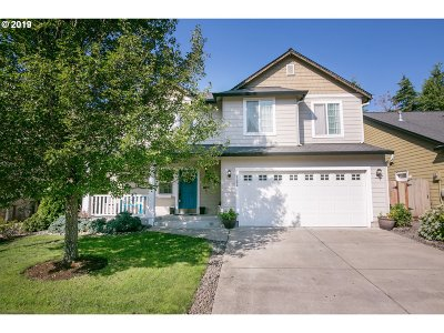 Washougal Single Family Home For Sale: 1383 51st St