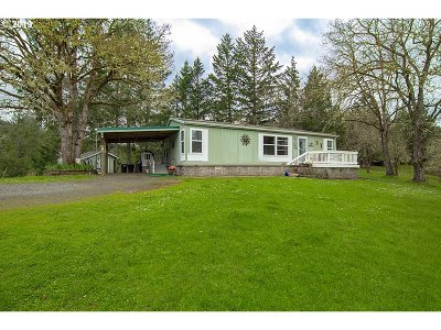 Oakland Single Family Home For Sale: 225 Old Homestead Rd