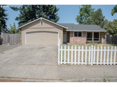 Canby Single Family Home For Sale: 466 SW 13th Ave