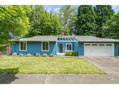 Tualatin Single Family Home For Sale: 21488 SW 91st Ave