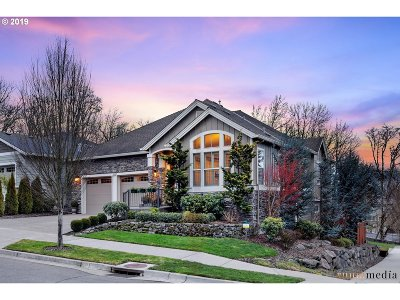 West Linn Single Family Home For Sale: 4543 Damon Dr