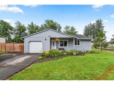 Cowlitz County Single Family Home For Sale: 100 Shenandoah Dr