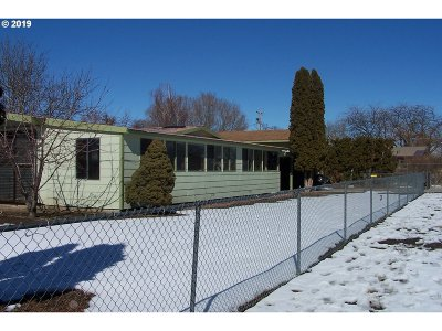Baker County Single Family Home For Sale: 1725 Ash St
