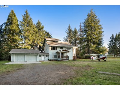 Oregon City Single Family Home For Sale: 16798 S Redland Rd