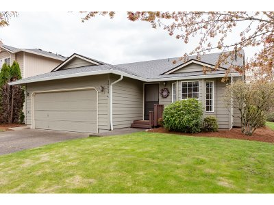 Hillsboro Single Family Home For Sale: 20894 NW Windstone St