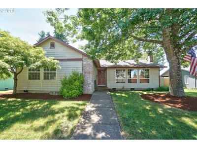 Mcminnville Single Family Home For Sale: 1270 NE 19th St