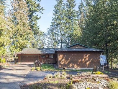 Oregon City Single Family Home For Sale: 18822 S Forest Grove Loop