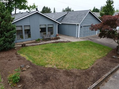 Beaverton Single Family Home For Sale: 5129 SW 158th Ave