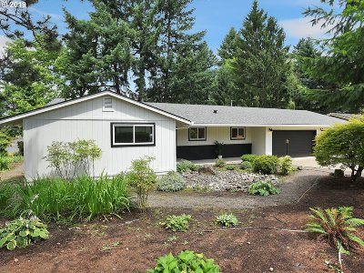 Washington County Single Family Home For Sale: 9585 SW Imperial Dr