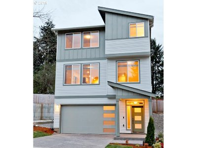 Happy Valley, Clackamas Single Family Home For Sale: 16808 SE Fox Glen Ct #LOT30