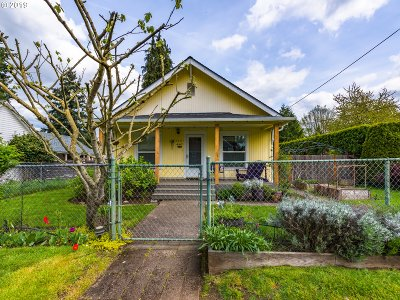 Vancouver Single Family Home For Sale: 3401 O St