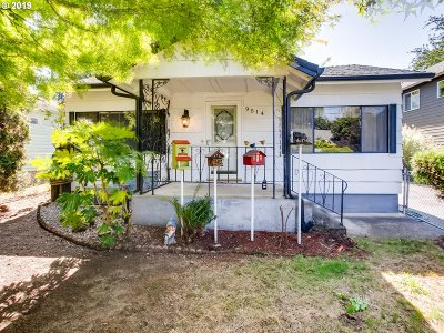 Portland Single Family Home For Sale: 9514 N Todd St