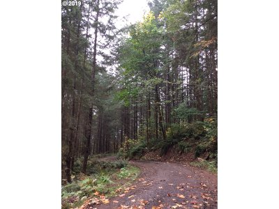 Cowlitz County Farm & Ranch For Sale: S. Goble Creek Rd