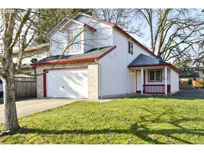 Beaverton Single Family Home For Sale: 3167 SW 175th Ave