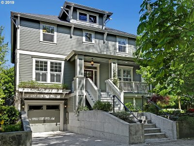 Portland Single Family Home For Sale: 817 NE Prescott St