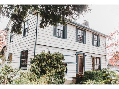 Cully, Beaumont-Wilshire, Hollywood, Rose City Park, Madison South, Roseway Single Family Home For Sale: 1504 NE 57th Ave