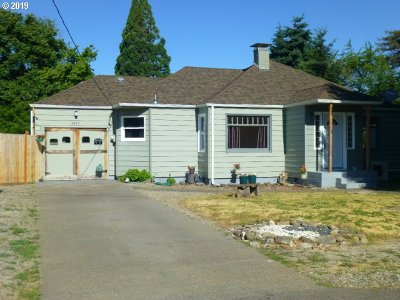 Keizer Single Family Home For Sale: 4633 Lowell Ave