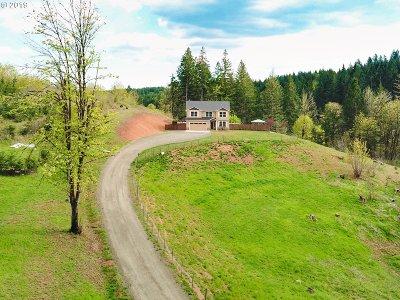 Sheridan Single Family Home For Sale: 16270 SW Rock Creek Rd