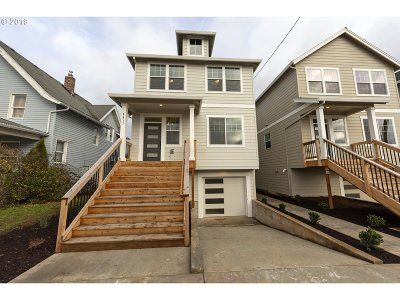 Portland Single Family Home For Sale: 6917 N Jersey St