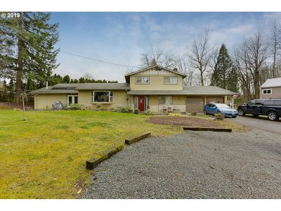 Damascus, Boring Single Family Home For Sale: 11013 SE 240th Pl