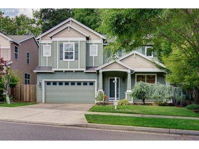 Salem Single Family Home For Sale: 4873 Forsythe Dr
