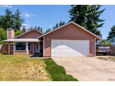 Eugene Single Family Home For Sale: 4065 N Clarey St